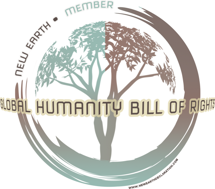 Global Humanity Bill of Rights Member T-Shirt